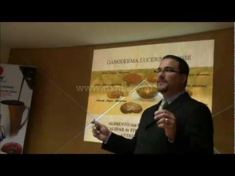 DXN CAPACITACION EXCLUSIVA DR. RICARDO CORDERO USO DE GANODERMA Y ESPIRULINA DXN www.dxnla.com