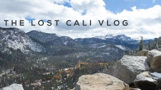 The Lost Cali Vlog | Day 6 & 7 Cali Vlogs