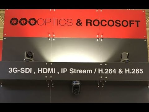 Live Rocosoft Demo - Advanced PTZ Control Software - IP, UVC, RS-232 & More