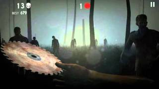 Into the Dead Saw Blades Gameplay