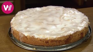 Oma's gedeckter Apfelkuchen  - mit Rezept!