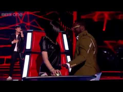 The Voice UK 2013 - Alex Buchanan performs - Don_t Wake Me Up  - Blind Auditions