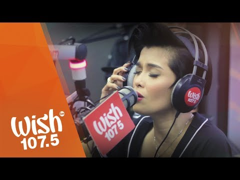 KZ Tandingan s Tadhana Up Dharma Down on Wish 1075 Bus