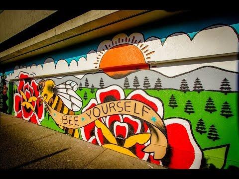 Cumberland Community School Mural Project