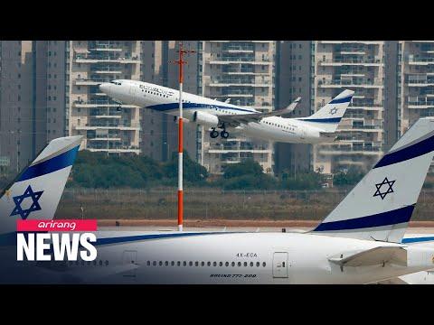 First Direct Israel-UAE Flight Carries Israeli, U.S. Delegations Through Saudi Airspace