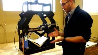 Teknologi Tepat Guna Mesin Scanner Canggih