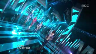 BTOB - WOW, 비투비 - 와우, Music Core 20120922