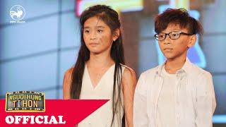 Người Hùng Tí Hon   Tập 4: Tài năng khiêu vũ - Lam Anh & Thiên Tùng (Biệt đội Vui Nhộn)
