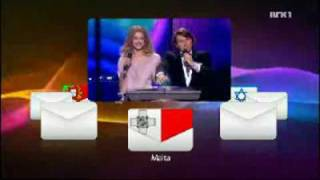Eurovision 2009 - First Semi Final - 10 Qualifiers ( Winners )
