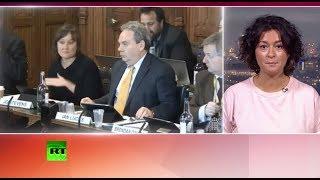 В Британии в ходе слушаний в парламенте перепутали фамилию главного редактора RT