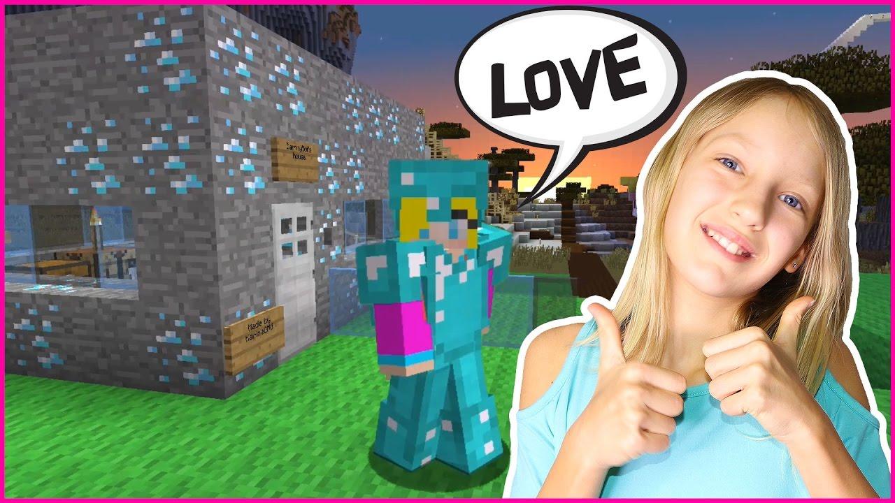 Sis Vs Bro Minecraft Building