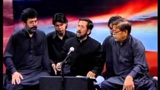 Salaam - Abrar Hussain Fatehpuri - Yoon rafiqooN ko liye sibt e payamber (a.s) niklay