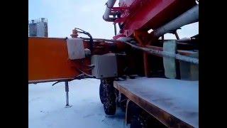 ремонт и обслуживание автобетононасосов