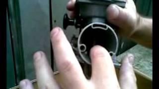 Tonella - carburador Mikuni venturi variável 1/1