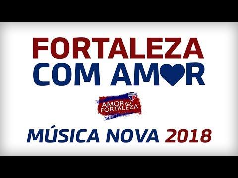 FORTALEZA COM AMOR / MÚSICA NOVA 2018 / LYRIC VÍDEO - FEC PARÓDIAS
