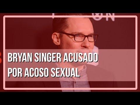 Bryan Singer acusado por acoso sexual