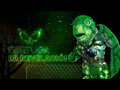 Revelación de Tortuga | ¿Quién es la Máscara? 2020
