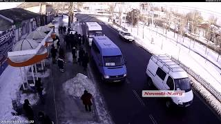 "Видео Новости-N: в Николаеве ""девятка"" сбила бабушку"