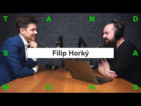 Filip Horký: učil jsem se od Martina Veselovského, novinařina je souboj ega (podcast)