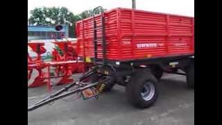 Przyczepa 6 ton Ursus T 610 Profilcar NOWA! MR Suchy Krapkowice