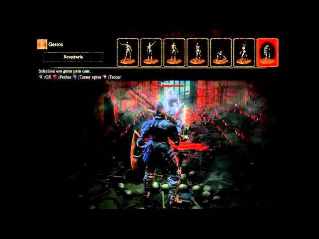 Rage no Dark Souls 3 com o Ganso Psicolouco