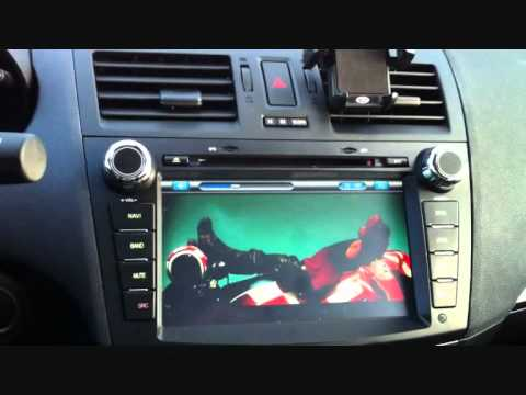 new mazda 3 mps 2010 dvd radio youtube. Black Bedroom Furniture Sets. Home Design Ideas