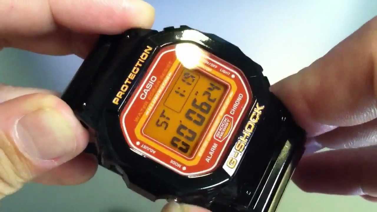 c2924945dda Casio DW5600CS-9 Watch