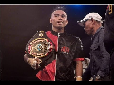 Pinoy Pride 45: Jeo Santisima retains WBO title after 12-round war