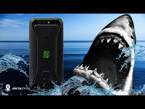 BLACK SHARK - LIQUID COOLING SYSTEM?💦🤔🛠 GAMMING PHONE from YouTube · Duration:  3 minutes 22 seconds