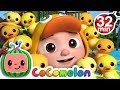Ten Little Duckies (A Number Song) | +More Nursery Rhymes & Kids Songs - CoCoMelon