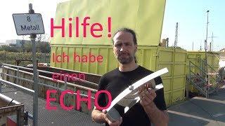 Eddi Hüneke | Hilfe, ich habe einen Echo - was tun?