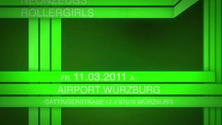 NeoNight No.07 // Elektro Party @ Airport Würzburg