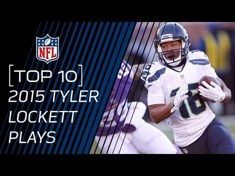 Top 10 Tyler Lockett Plays (2015)   #TopTenTuesdays   NFL