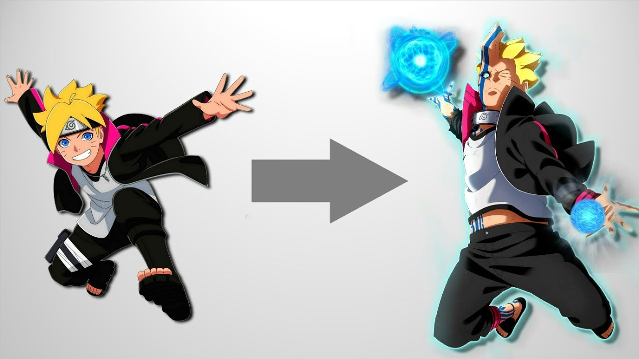 Naruto Boruto Characters Final Forms (Part 2)