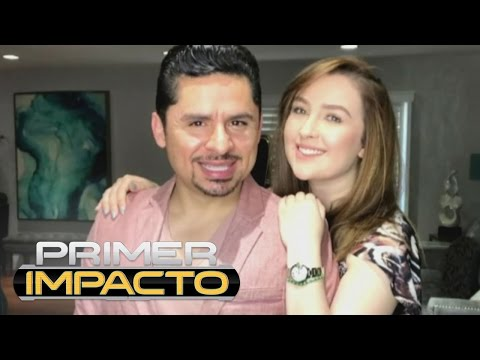 En Exclusiva, Larry Hernández le pide perdón a su prometida frente a las cámaras de Primer Impacto