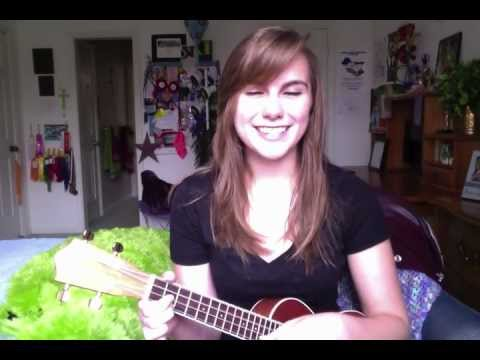 Kiss Me - Six Pence None the Richer Ukulele Cover