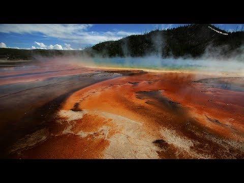 Hundreds of earthquakes near Yellowstone supervolcano up eruption fears
