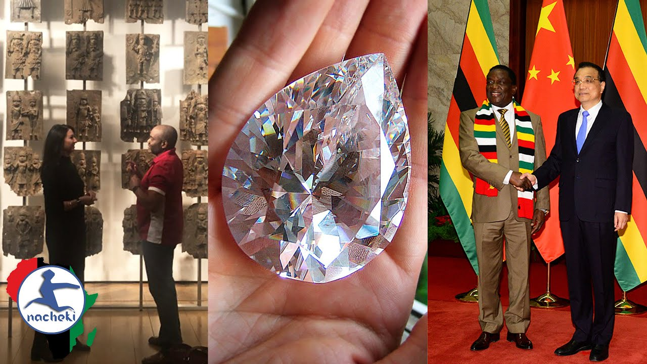 Nigeria Demands its Art from Germany, Worlds 2nd Largest Diamond Found, China Troubles in Zimbabwe