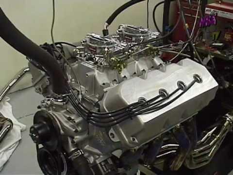 Mean 572 CI Chrysler Hemi  615 HP  Nelson Racing Engines  NRE  Super  Street  Charger