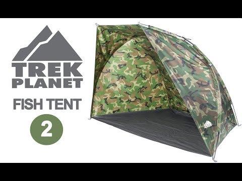 Тент палатка для рыбалки Trek Planet Fish Tent 2