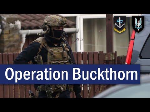 Operation Buckthorn: UK
