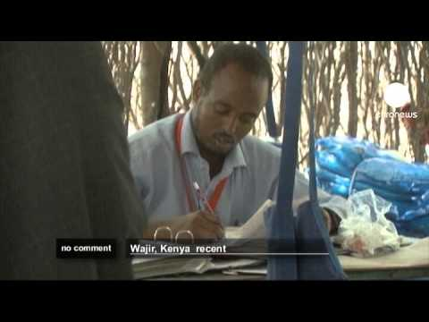 Horn of Africa region faces famine risk - no comment