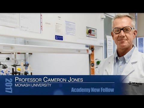 New Fellows 2017: Professor Cameron Jones, Monash University