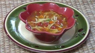 Pekis Soup