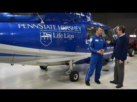 AUAA… Episode 13 Life Lion – Penn State Health Milton S. Hershey Medical Center