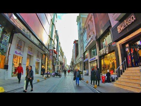Laleli & Aksaray - Walking Tour - Istanbul 🇹🇷[4K]