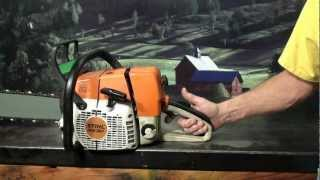 The chainsaw guy shop talk Stihl MS 361 chainsaw 9 24