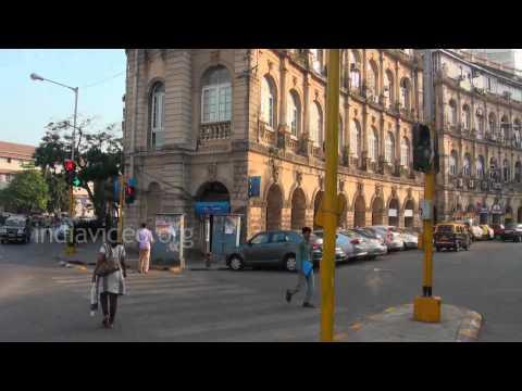 Botawala Building in Horniman circle Mumbai