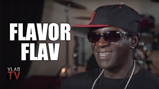 Flavor Flav on How He Formed Public Enemy with Chuck D (Part 2)