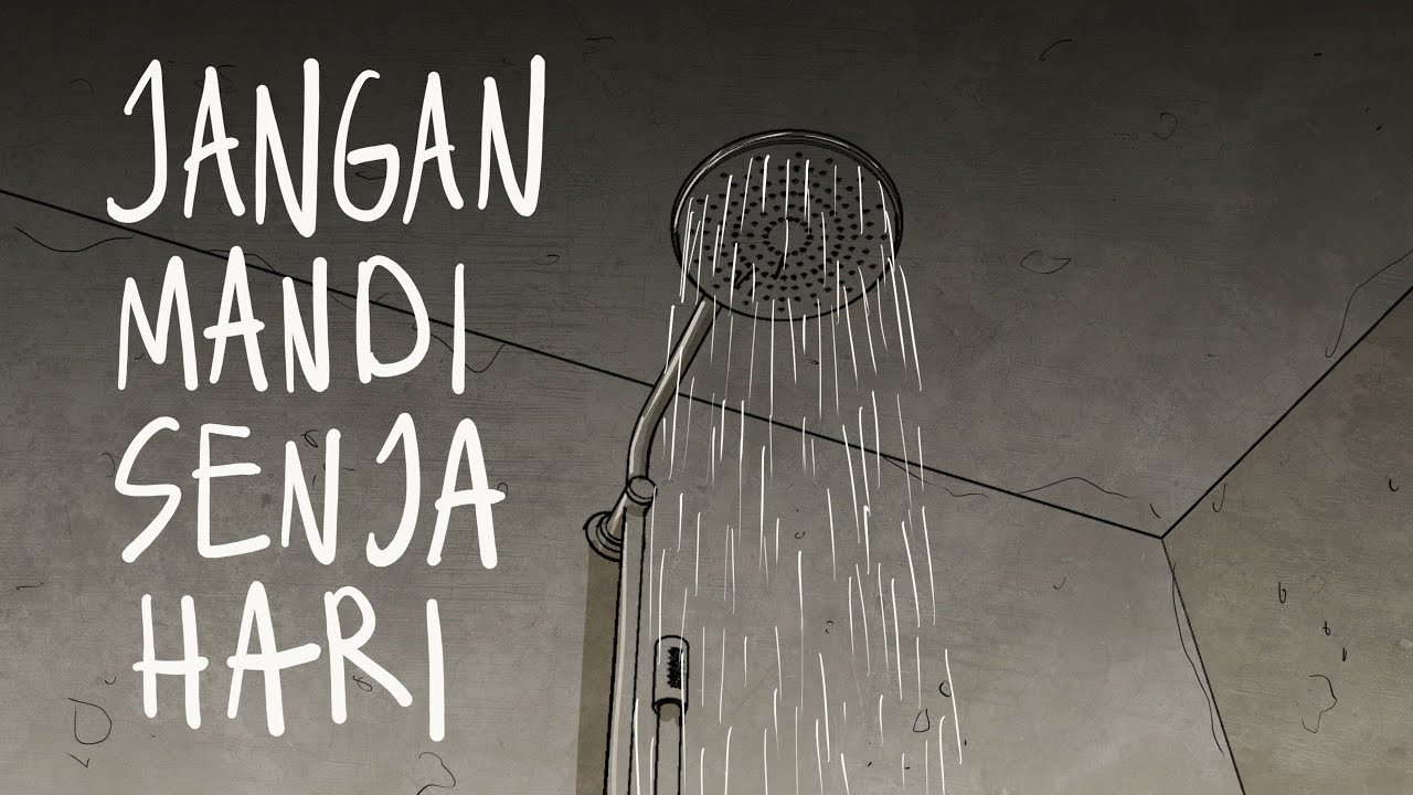 Download Jangan Mandi Senja Hari - Gloomy Sunday Club Animasi Horor